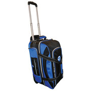 Ultimate Trolley Bag - Black/Blue