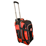 Ultimate Trolley Bag - Black/Red