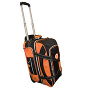 Ultimate Trolley Bag - Black/Orange